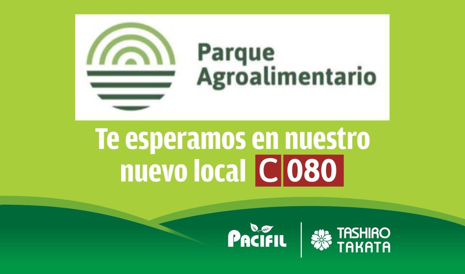 Nuestra sucursal en la nueva Unidad Agroalimentaria Metropolitana